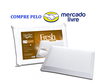 Travesseiro FRESH BAIXO