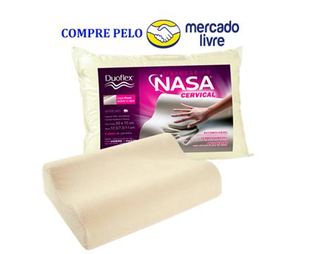 Travesseiro NASA CERVICAL