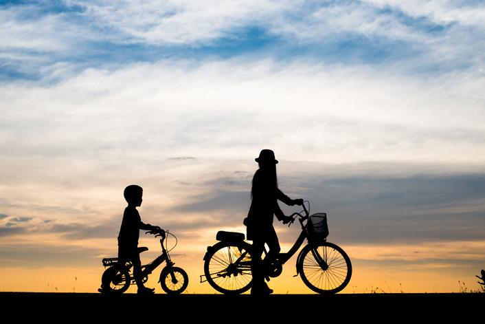 Bicicleta - transporte do passado, presente e futuro