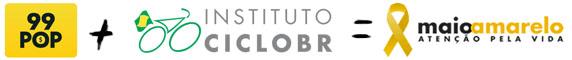 99 POP + Instituto CICLOBR = Ações e benefícios para os primos.
