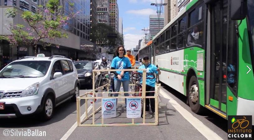 A Semana da Mobilidade em São Paulo