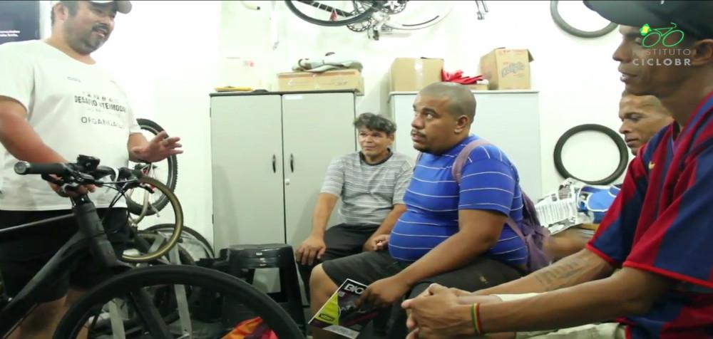 Doutores de Magrelas é selecionado  para o 6º Fórum Mundial da Bicicleta