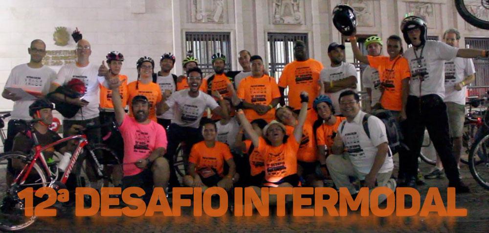 12º Desafio Intermodal em São Paulo