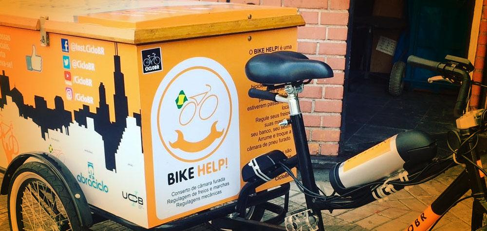Bike Help Edição Especial - Semana da mobilidade