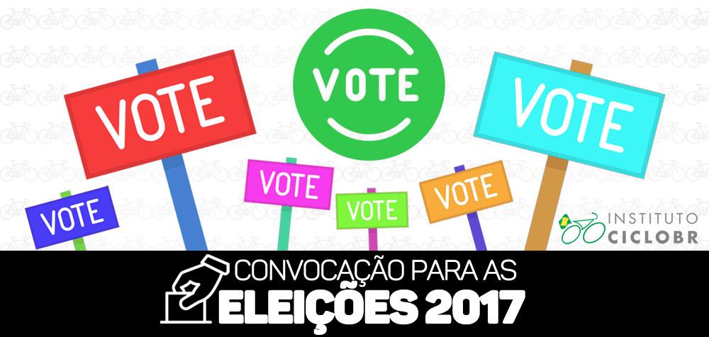 Convocação de Assembléia Geral Ordinária - 30/09/2017