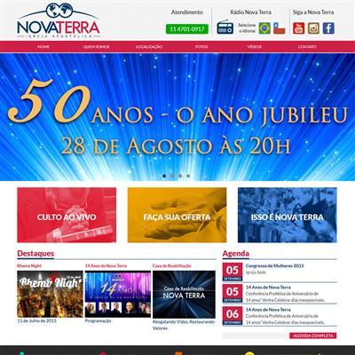 Igreja Apostólica Nova Terra|www.ianovaterra.com/